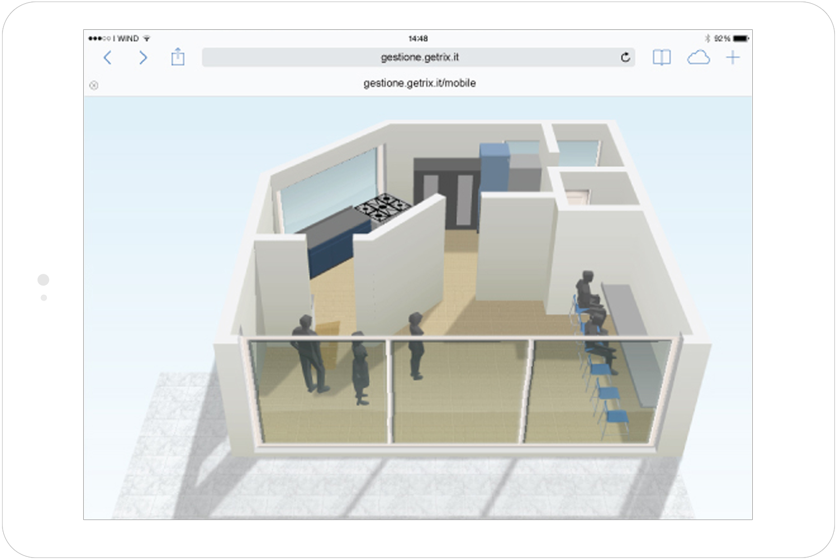 Software planimetrie getrix gestionale immobiliare for Software per planimetrie